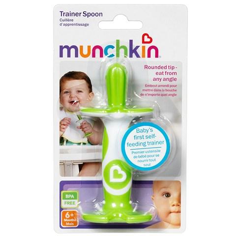 Thia tap an Munchkin Trainer Spoon - Asstd