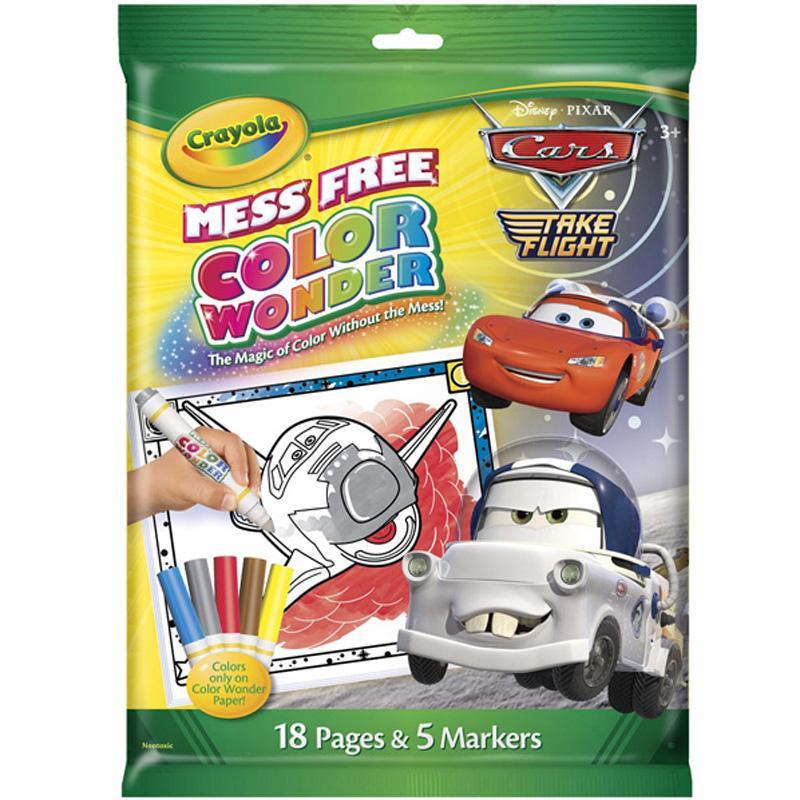 Bo but long Color Wonder - Crayola 752134A011