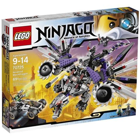 Do choi Lego Ninjago 70725 - Rong May Nindroid