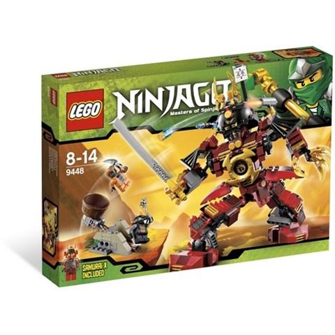 Do choi Lego Ninjago 9448 - Ro bo Samurai