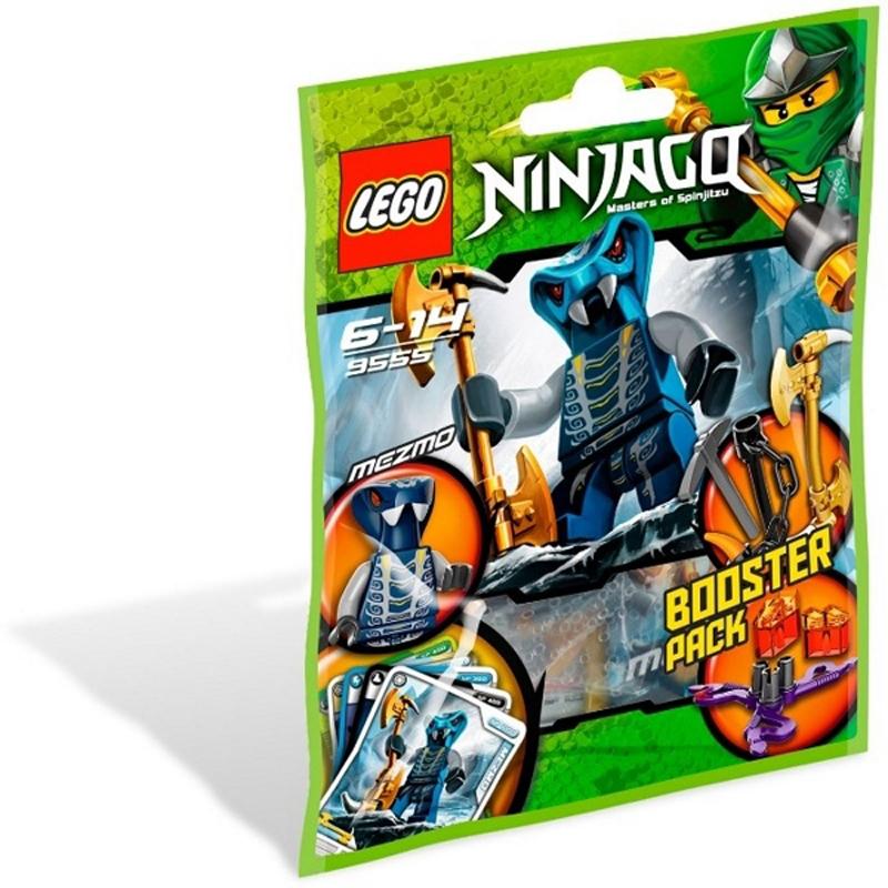 Do choi Lego Ninjago 9555 - Dung si Mezmo
