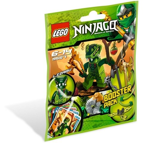 Do choi Lego Ninjago 9557 - Dung si Lizaru