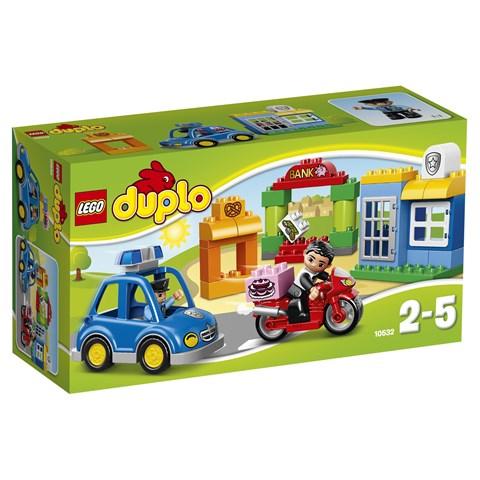 Do choi Lego Duplo 10532 - Canh sat bat ke trom
