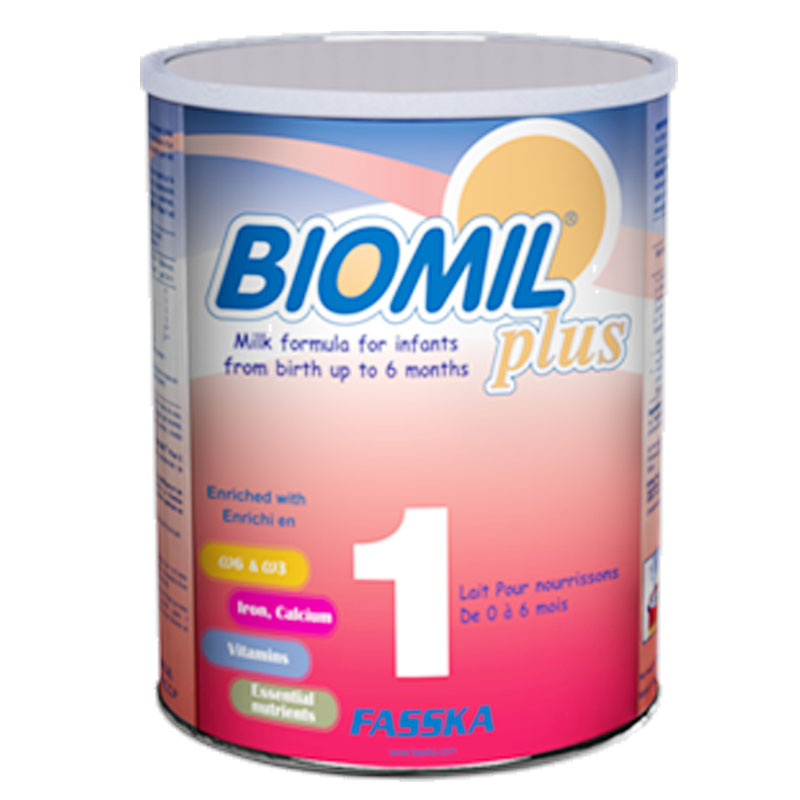 Sua Biomil Plus so 1 - 800g