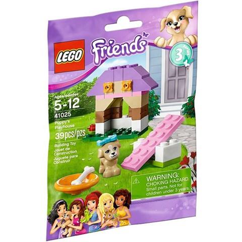 Do choi LEGO Friends 41025 - Nha Choi Cho Cun Con