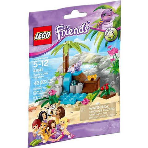 Do choi LEGO Friends 41041 - Lau Dai Rua Con