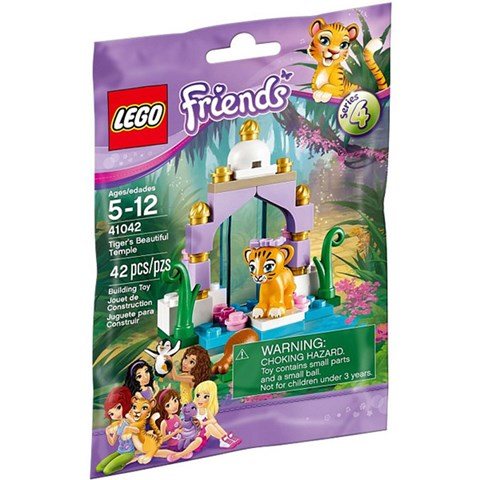 Do choi LEGO Friends 41042 - Ngoi Den Cua Ho