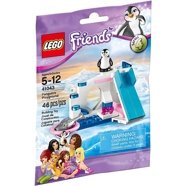 Do choi LEGO Friends 41043 - San Choi Chim Canh Cut