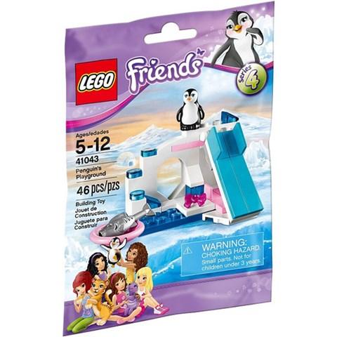 Do choi LEGO Friends 41043 - San Choi Chim Canh Cut