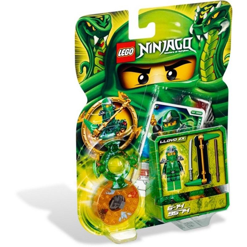 Do choi Lego Ninjago 9574 Dung si Lloyd ZX