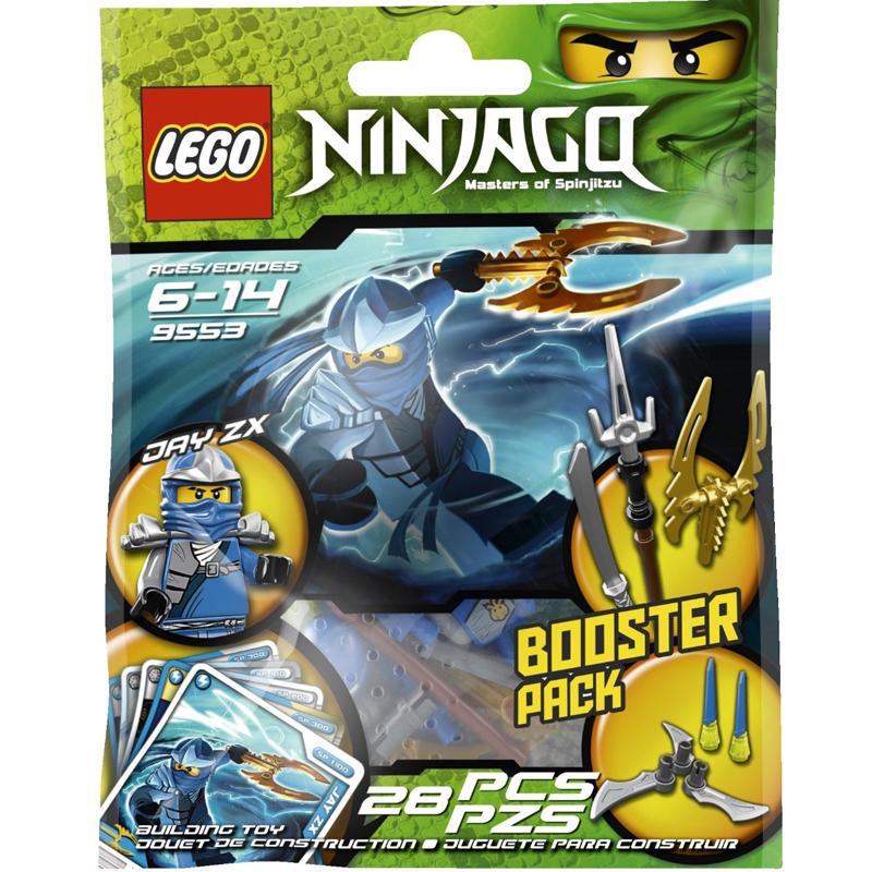 Do choi Lego Ninjago 9553 - Dung si Jay ZX