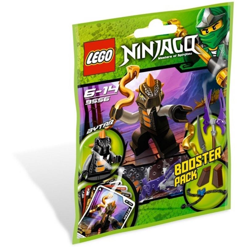 Do choi Lego Ninjago 9556 - Dung si Bytar