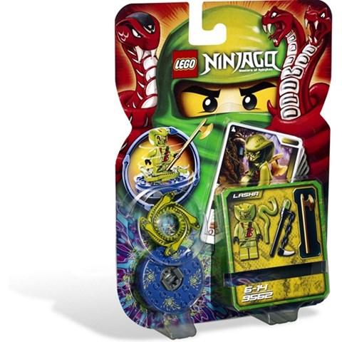 Do choi Lego Ninjago 9562 - Dung si Lasha