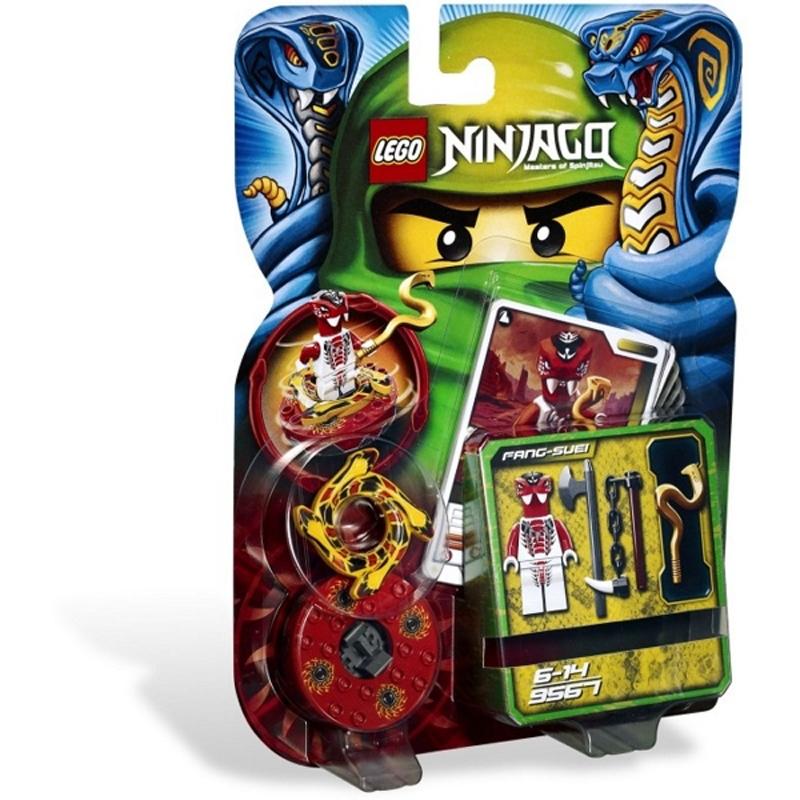 Do choi Lego Ninjago 9567 - Dung si Fang-Suei