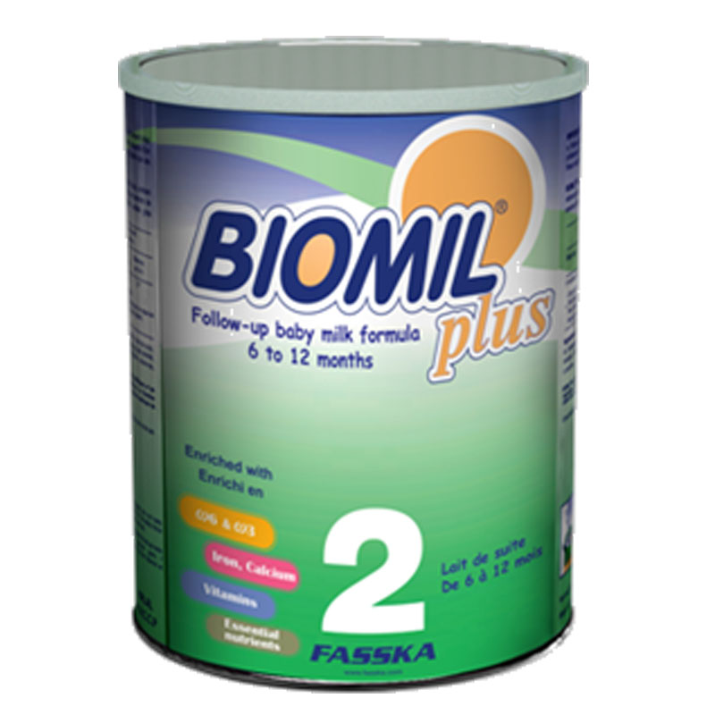 Sua Biomil Plus so 2 - 400g