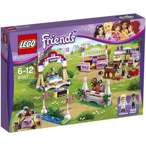 Do choi LEGO Friends 41057 - Buoi Trinh Dien Ngua