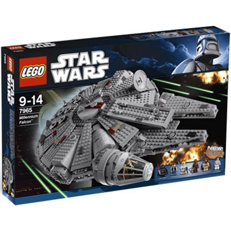 Do choi Lego Star Wars 7965 - Tau khong gian chim ung