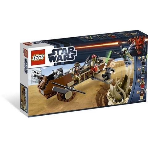Do choi Lego Star Wars 9496 Tau sa mac