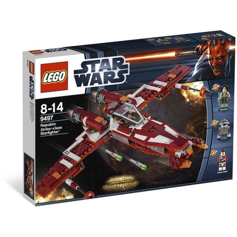 Do choi Lego Star Wars 9497 - Phi thuyen chien dau cong hoa