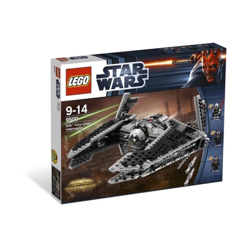 Lego Star Wars 9500 - Phi thuyen danh chan