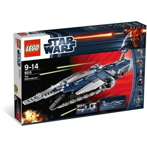 Do choi Lego Star Wars 9515 - Phi thuyen malevolence