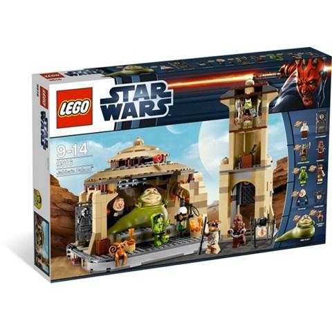 Lego Star Wars 9516 - Lau dai cua jabba