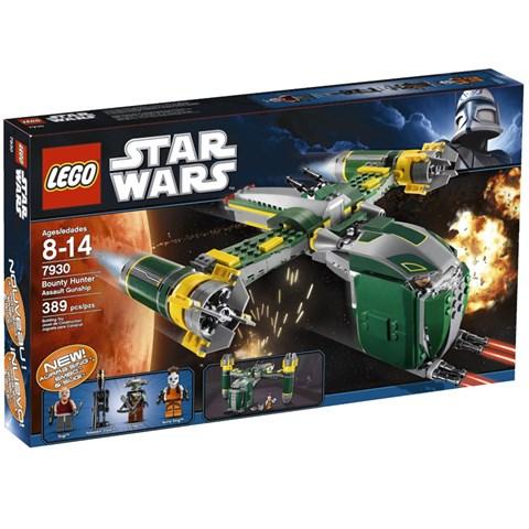Do choi Lego Star Wars 7930 - Phao dai bay tan cong