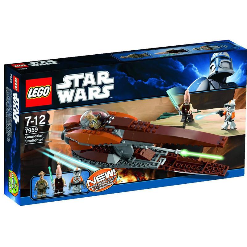 Do choi Lego Star Wars 7959 - May bay chien dau