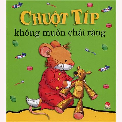 Chuot Tip khong muon chai rang