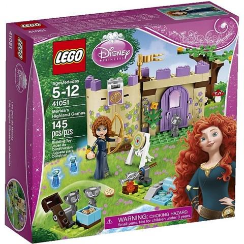 Do choi Lego 41051 - Cuoc phuu luu cua Brave
