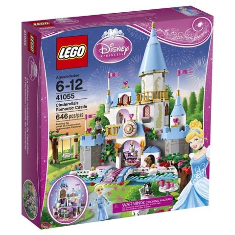 Do choi Lego 41055 - Cong chua lo lem Cinderella
