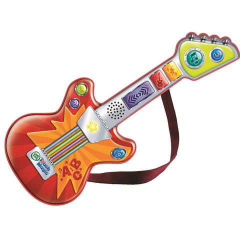 Guitar dien mau do Leapfrog