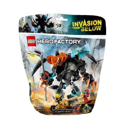 Do choi Lego 44021 - SPLITTER BEAST VS FURNO & EVO
