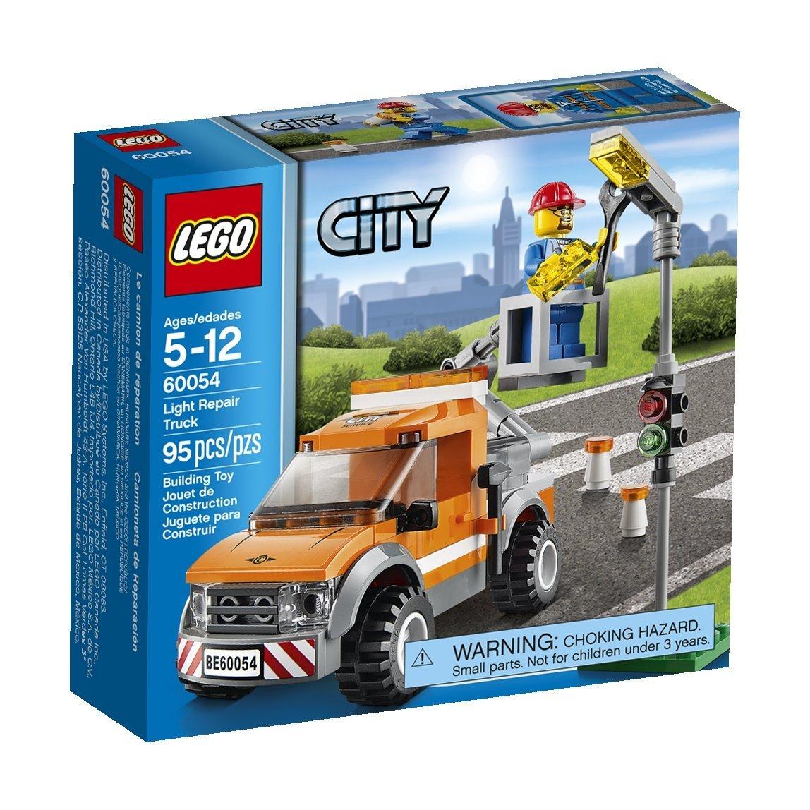 Do choi Lego 60054- Xe sua dien