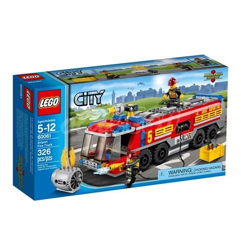 Do choi Lego 60061 - Cuu hoa san bay