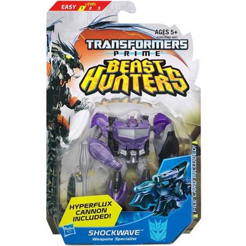 Do choi Transformer - Robot bien hinh Shockwave Commander