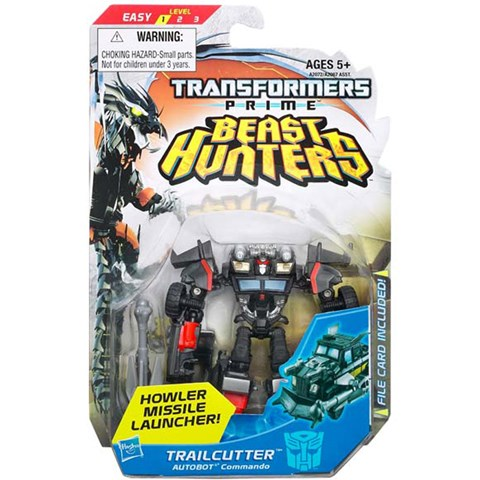 Do choi Transformer - Robot bien hinh Trail Cutter Commander