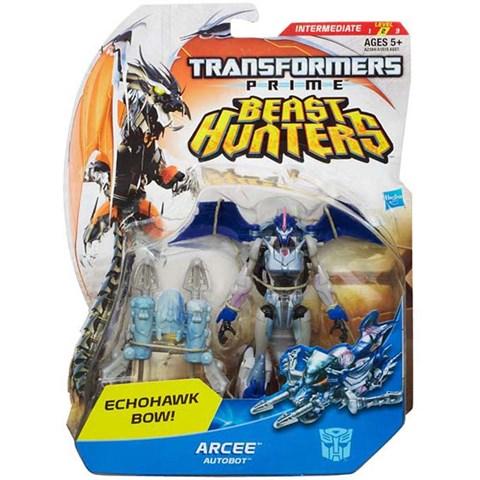 Do choi Transformer - Robot bien hinh Arcee Deluxe