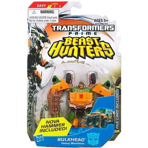 Do choi Transformer - Robot bien hinh Bulkhead Commander
