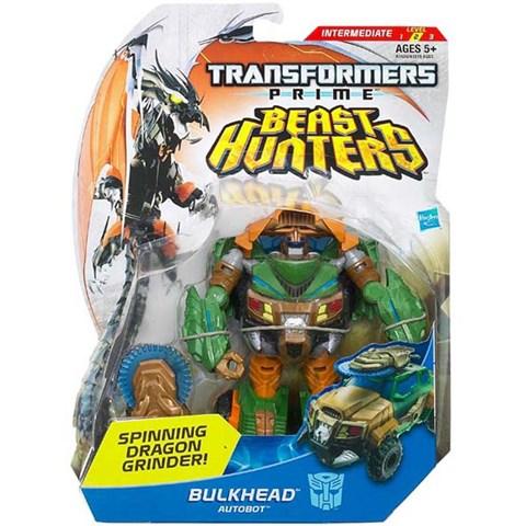 Do choi Transformer - Robot bien hinh Bulkhead Deluxe