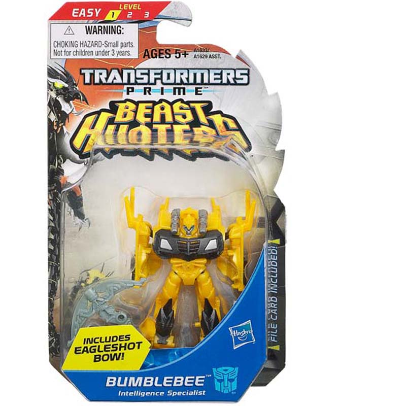 Do choi Transformer - Robot bien hinh Bumblebee Legion
