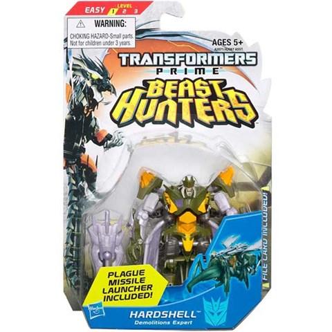Do choi Transformer - Robot bien hinh Hardshell Commander