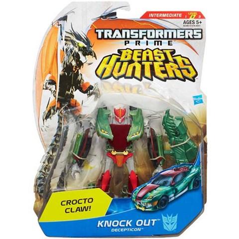 Do choi Transformer - Robot bien hinh Knockout Deluxe