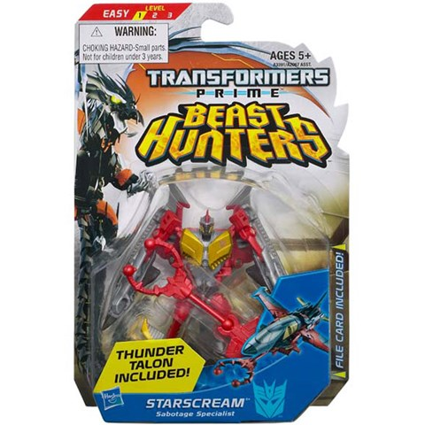 Do choi Transformer - Robot bien hinh Starscream Commander