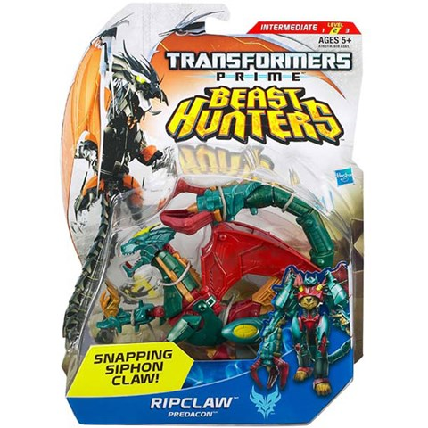 Do choi Transformer - Robot bien hinh Ripclaw Deluxe