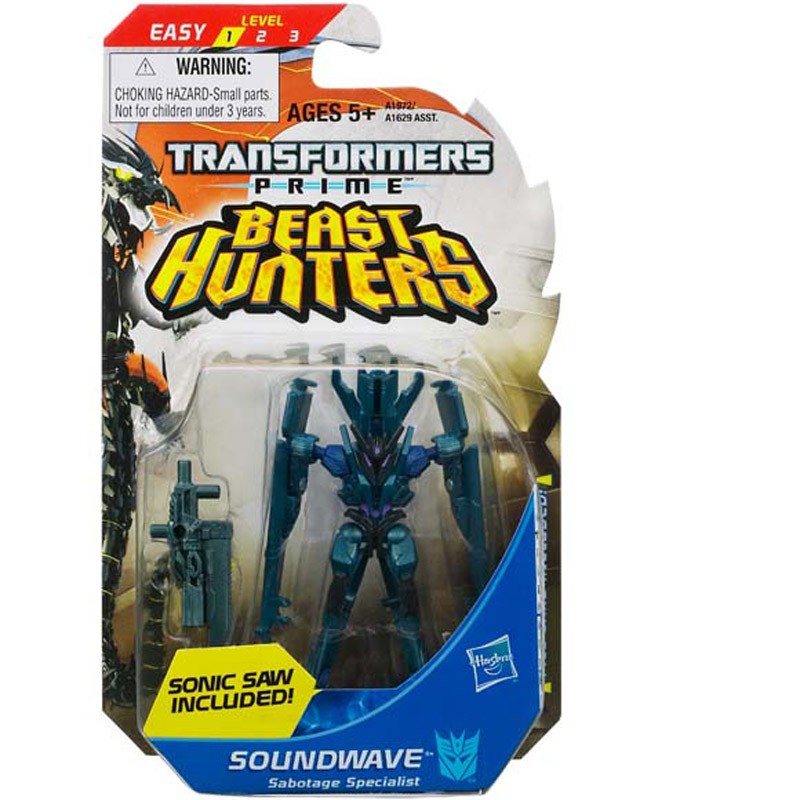 Do choi Transformer - Robot bien hinh Soundwave Legion