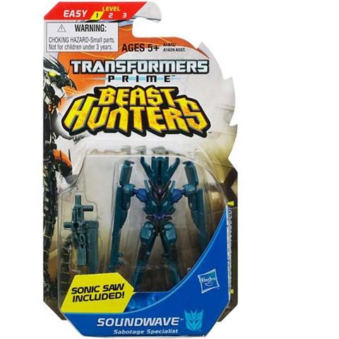 Do choi Transformer - Robot bien hinh Soundwave Legion