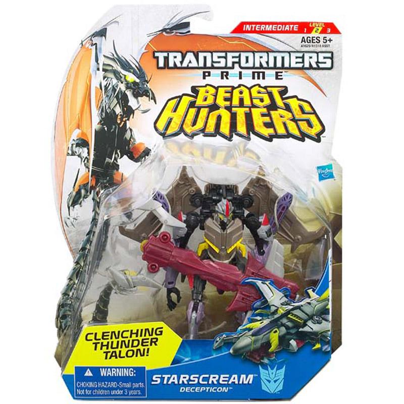 Do choi Transformer - Robot bien hinh Starscream Deluxe