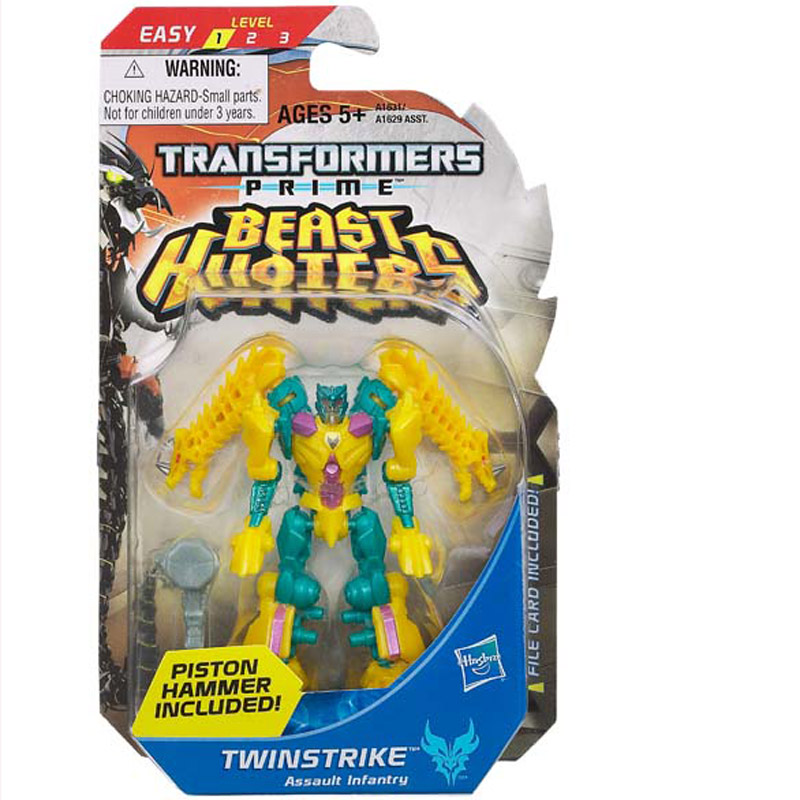 Do choi Transformer - Robot bien hinh Twinstrike Legion