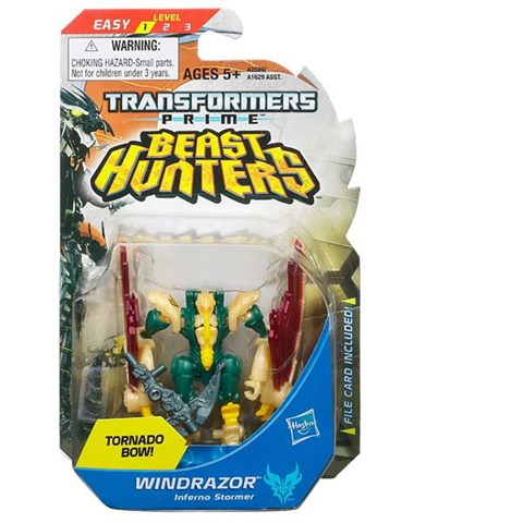 Do choi Transformer - Robot bien hinh Windrazor Legion